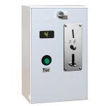 Stromzähler, Münzautomaten
