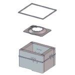 HACK Brennkammer / Retorte