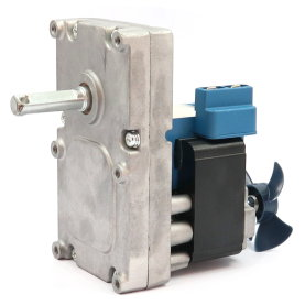 AC Spaltpol-Getriebemotor, 230V, 50Hz, 50W, 25Nm, 3,2RPM