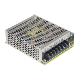 MEAN WELL Serie RS-50, 50W Industrie-Netzteile mit...