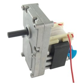 AC Spaltpol-Getriebemotor, 230V, 50Hz, 50W, 25Nm, 2RPM,...