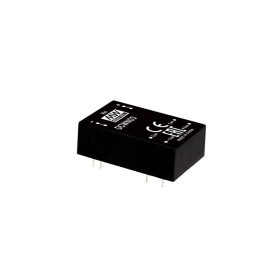 MEAN WELL DCWN03E-12 DC/DC Wandler, 4,5-9V zu +/-12V,...