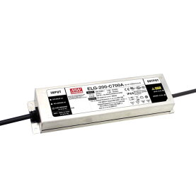 MEAN WELL ELG-200-C1400AB-3Y LED-Treiber, IP65, 198,8W,...