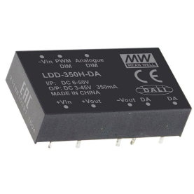 MEAN WELL LDD-1400H-DA DC/DC LED-Treiber, 3-36V:700mA, DALI