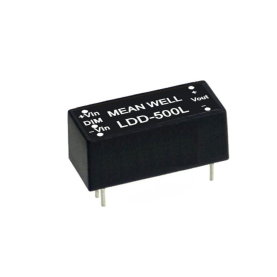 MEAN WELL LDD-500L DC/DC LED-Treiber, 9-36V:500mA