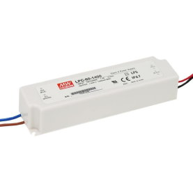 MEAN WELL LPC-60-1400 LED-Treiber, 9-42V, 1400mA, CC