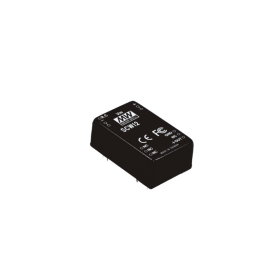 MEAN WELL SCW12B-15 DC/DC Wandler, 18-36V zu +15V, 800mA,...