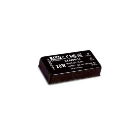 MEAN WELL SKA20A-05 DC/DC Wandler, 9-18V:5V, 4000mA, 20W